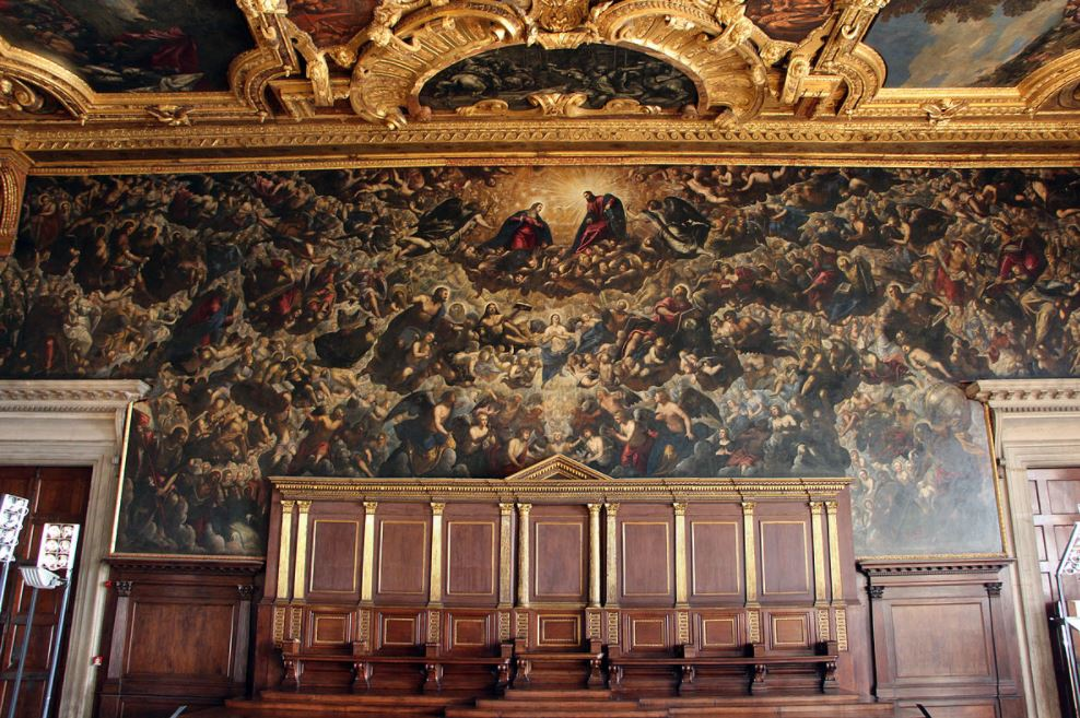 Il Paradiso Tintoretto