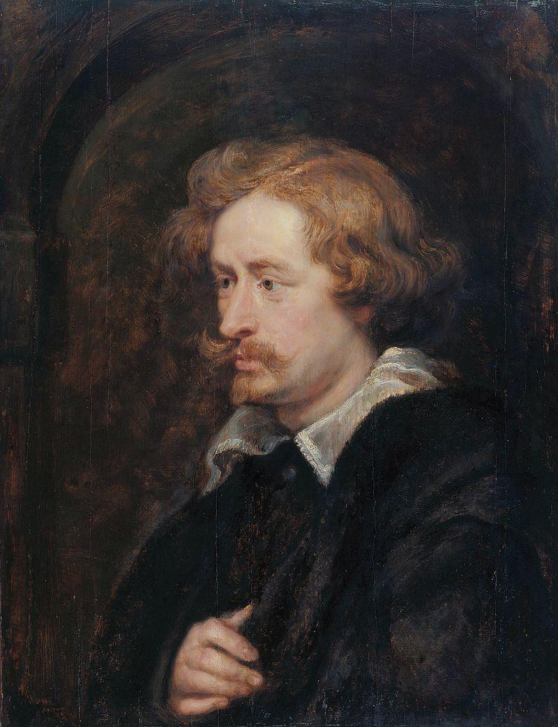 Anthony van Dyck by RUbens