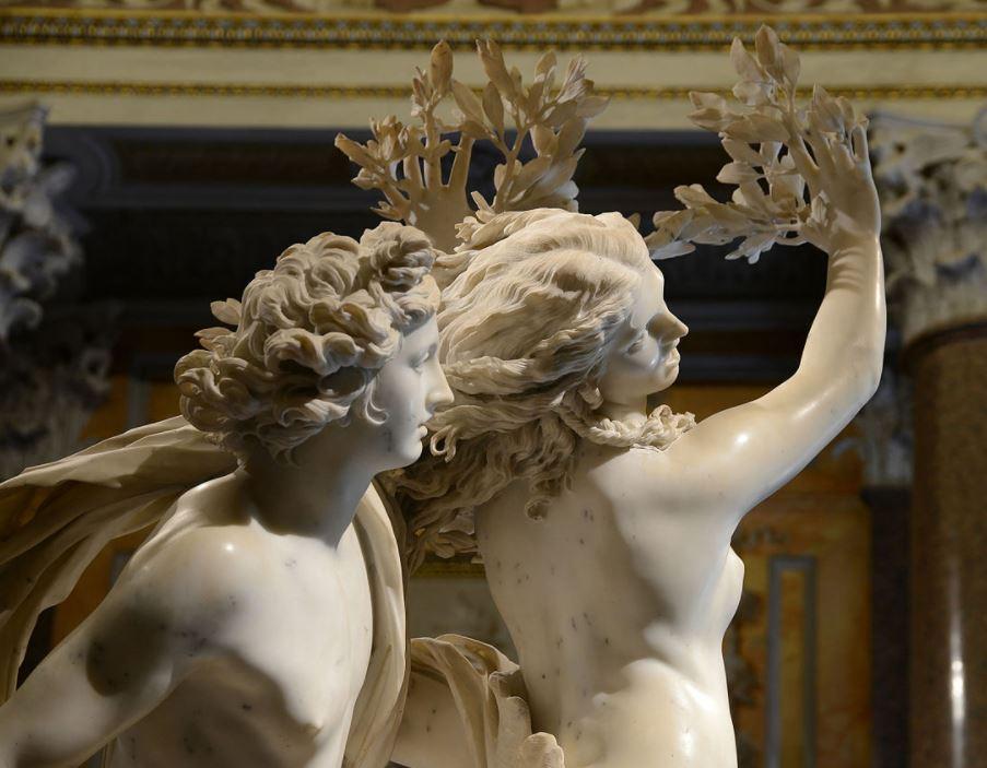 Apollo and Daphne Bernini facts