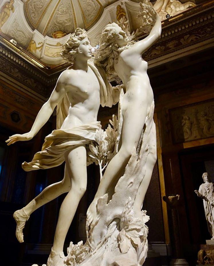 Apollo and Daphne bernini masterpiece