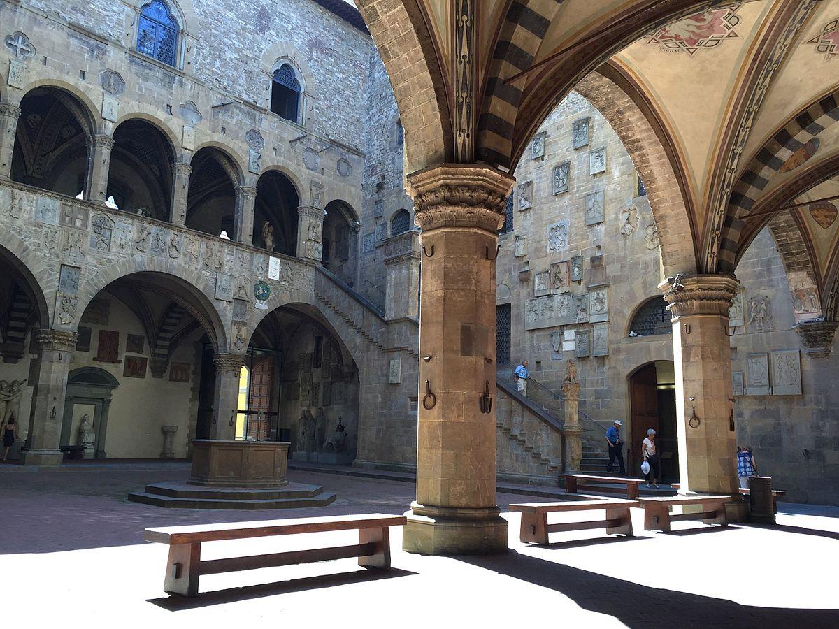 Bargello Museum Florence