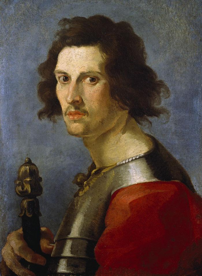 Bernini self portrait