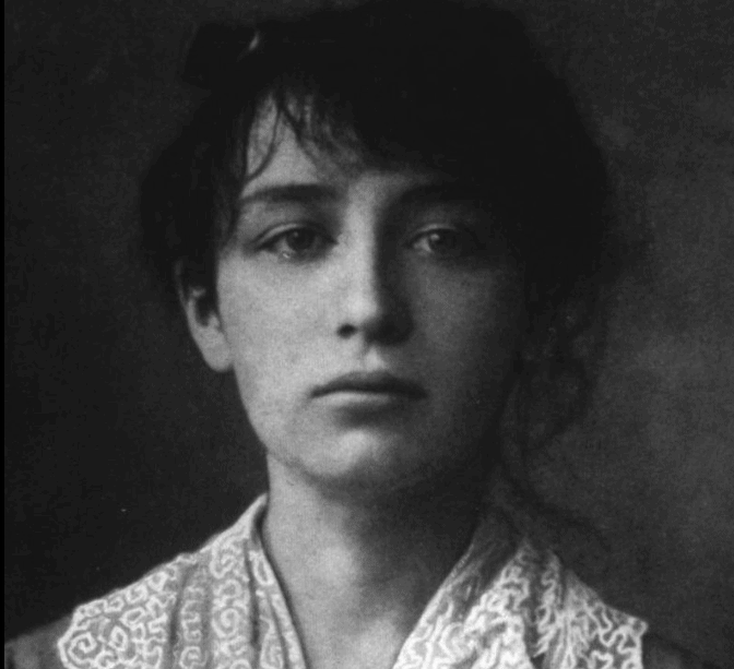 Camille Claudel the muse of Auguste Rodin