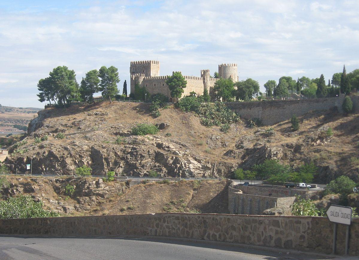 Castle of San Servando Toledo