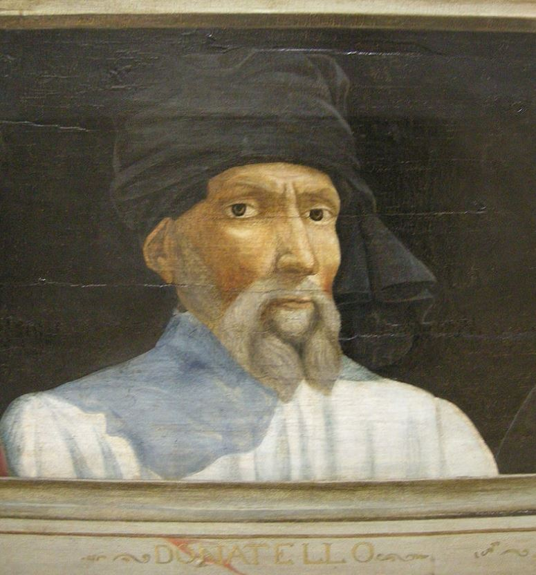 Dontaello portrait