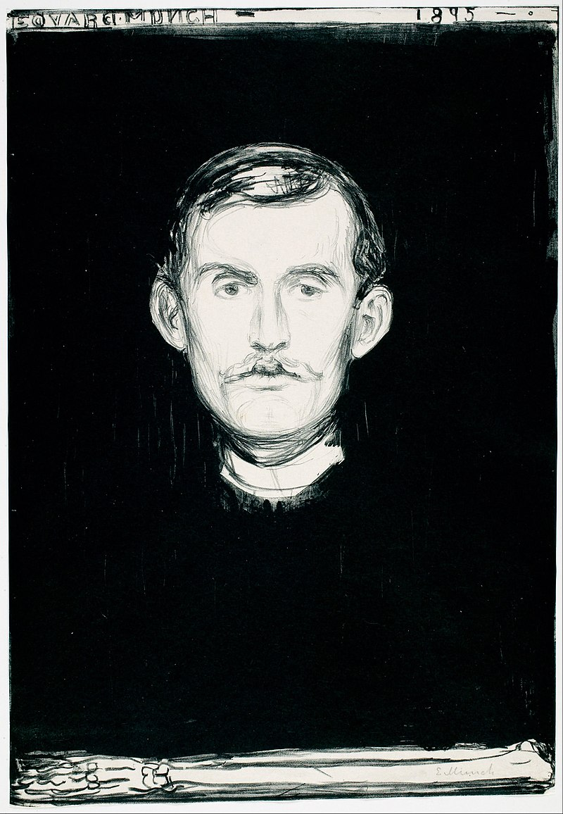 Edvard Mucnch Famous Expressionist artists