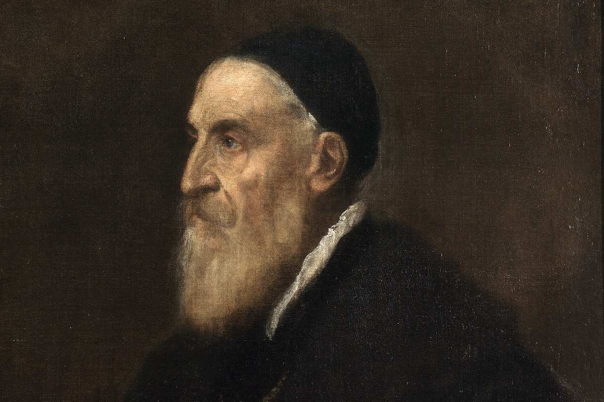 Famous paintings by Titian