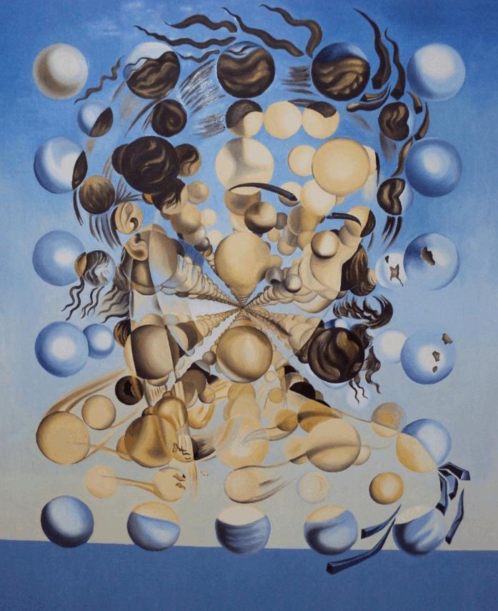 Galatea of Spheres