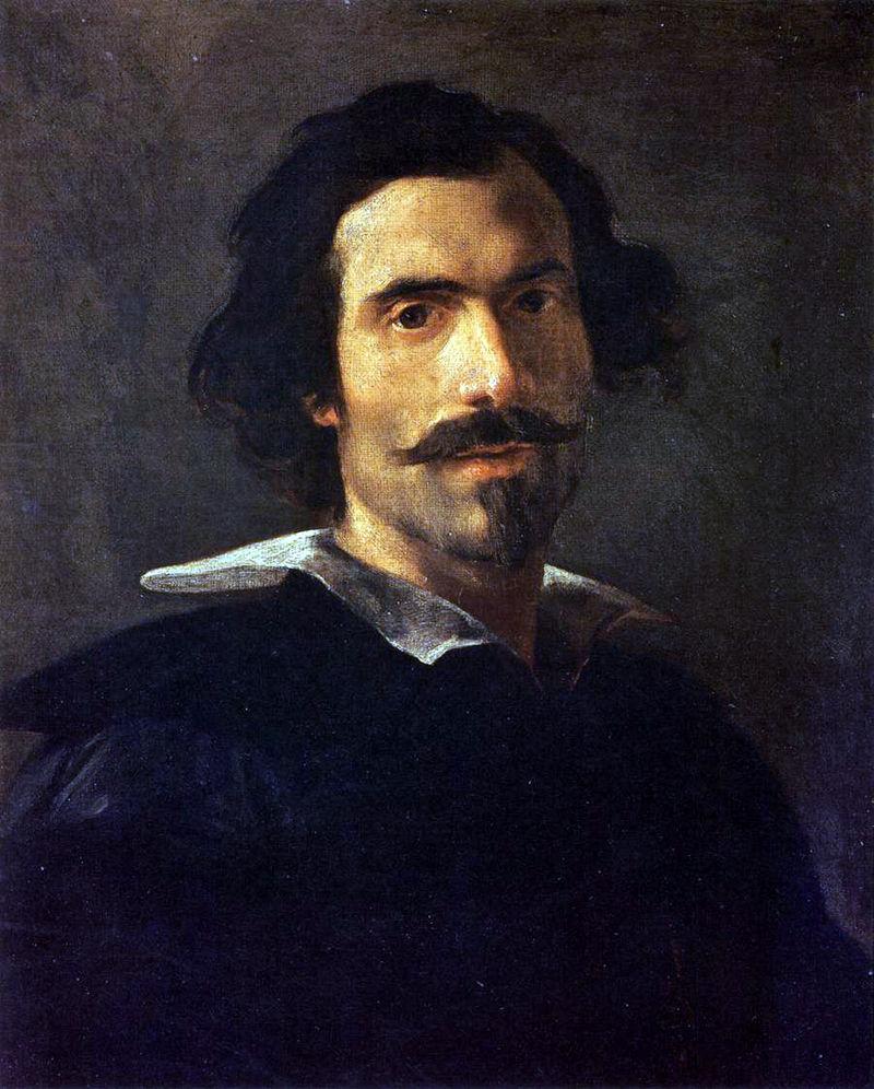 Gian Lorenzo Bernini self-portrait