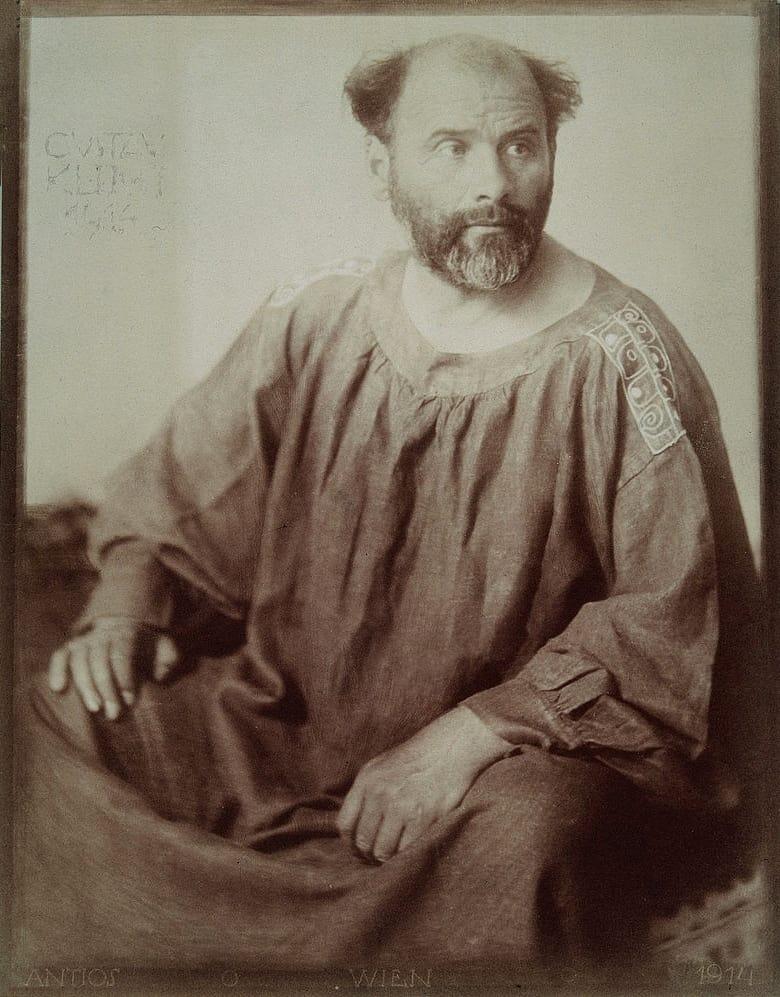 famous art nouveau artists Gustav Klimt