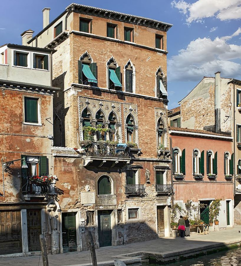 House of Tintoretto in Venice