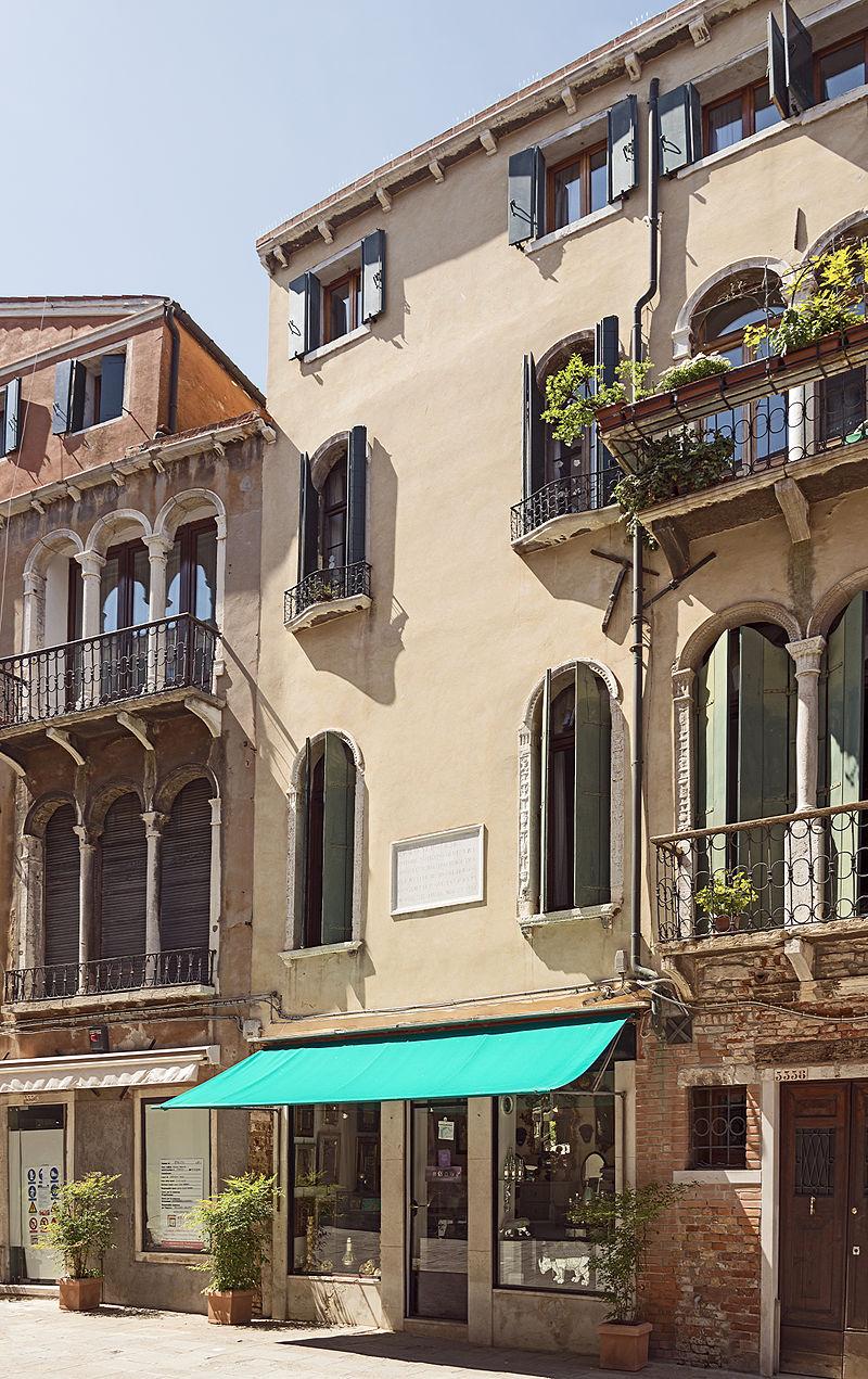 House of Veronese in Venice