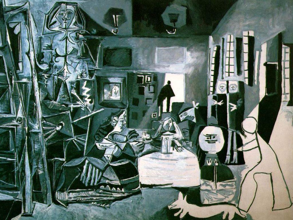 Las meninas by Picasso