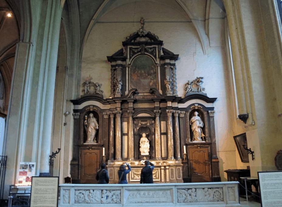 Madonna of Bruges facts