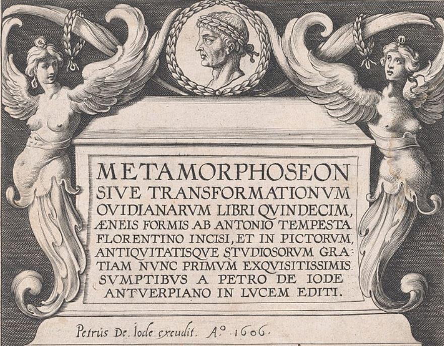 Metamorphoses Ovid