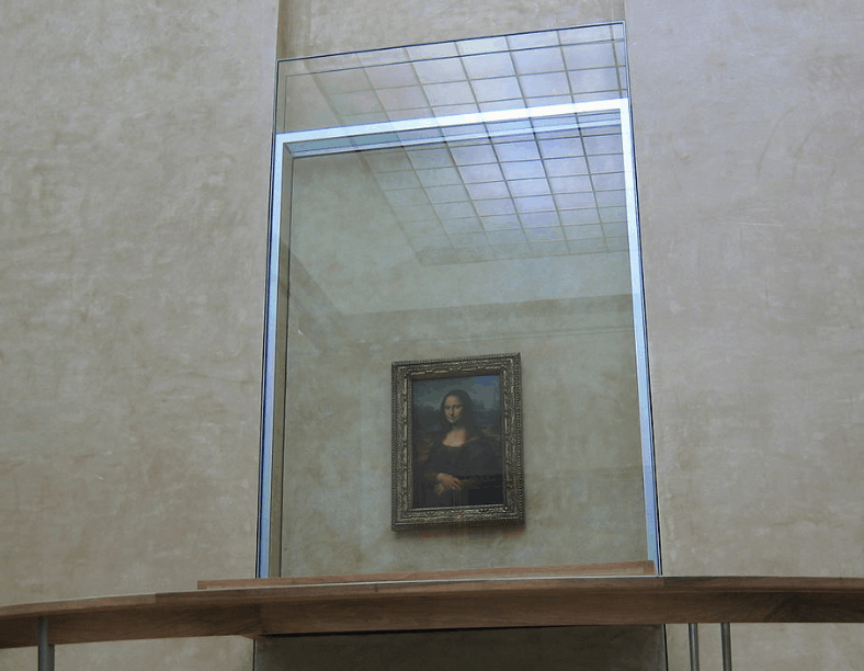 facts about the Mona Lisa