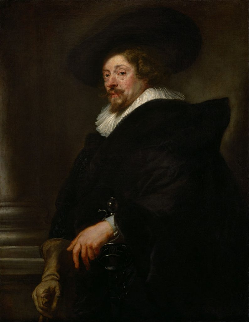 Most famous peter paul rubens paintings