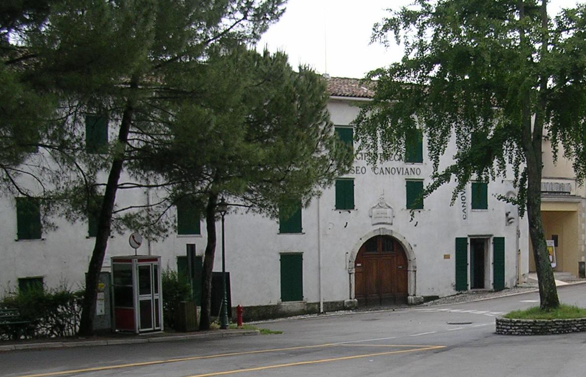 fun Antonio Canova facts Museo Canoviano in Possagno
