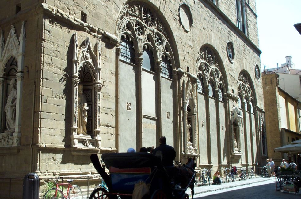 Orsanmichele from the street