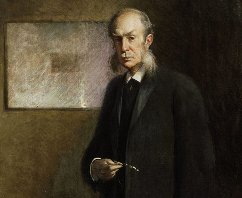 Portrait of Henry G Marquand