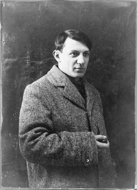 Pablo Picasso Most famous cubist artists