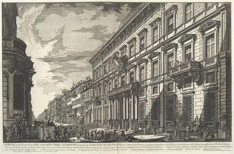 Palazzo Mancini Rome