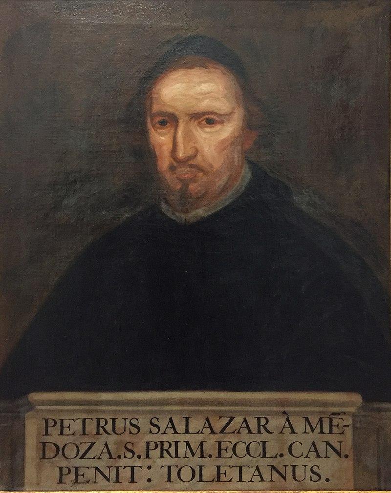 Pedro Salazar de Mendoza EL Greco
