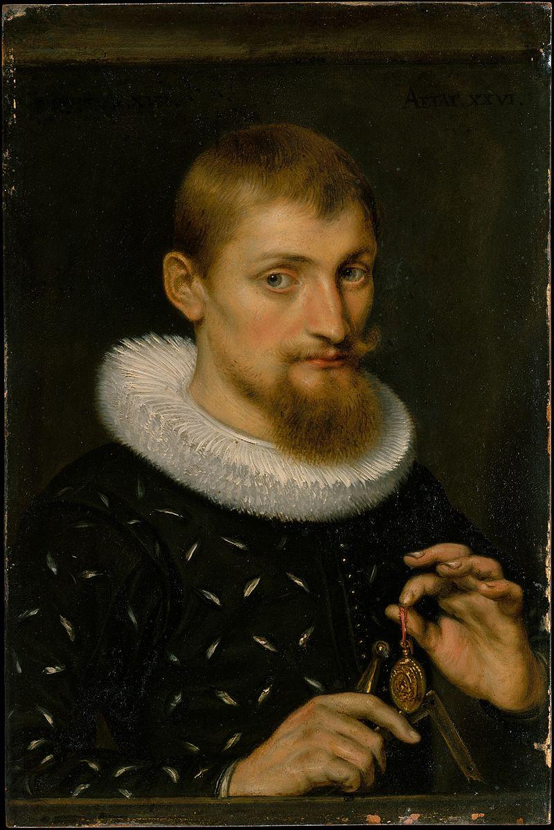 Peter Paul Rubens in 1597