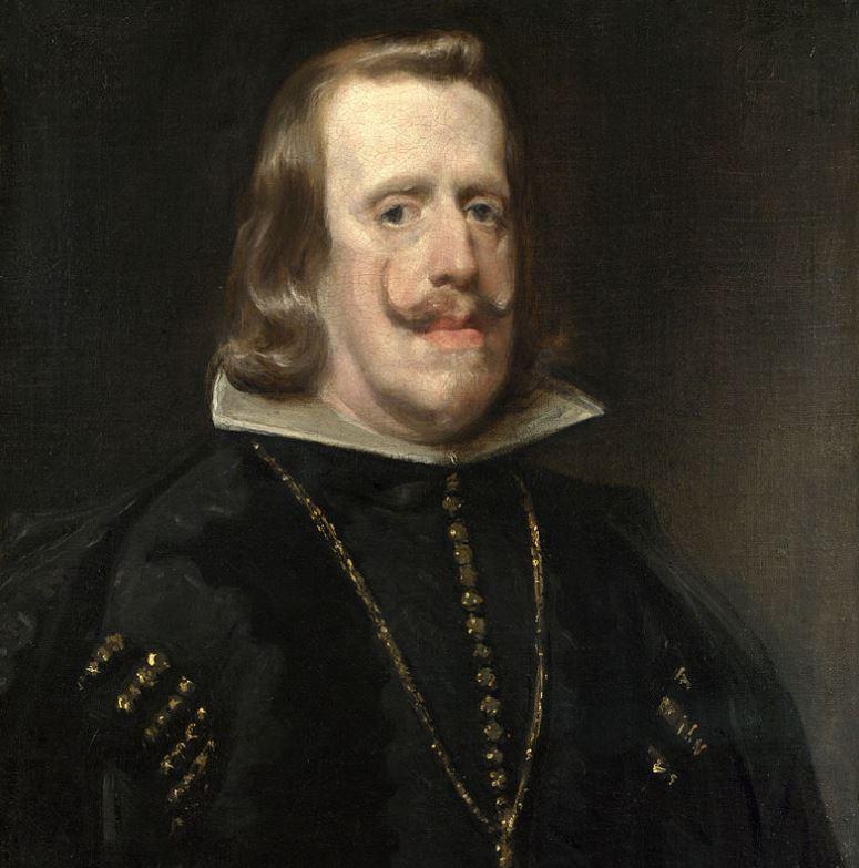 Philip IV at older age