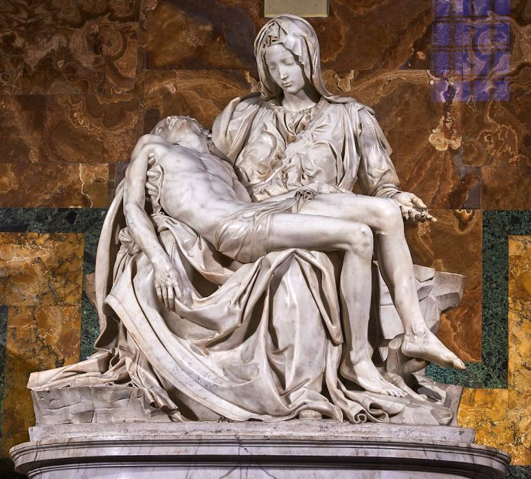 Pieta in st peters basilica