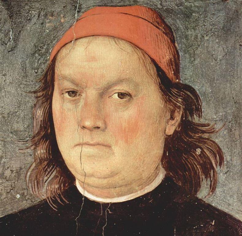 Pietro Perugino raphaels teacher