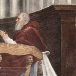 Portrait of Pope Julius II - A Scary Raphael Painting