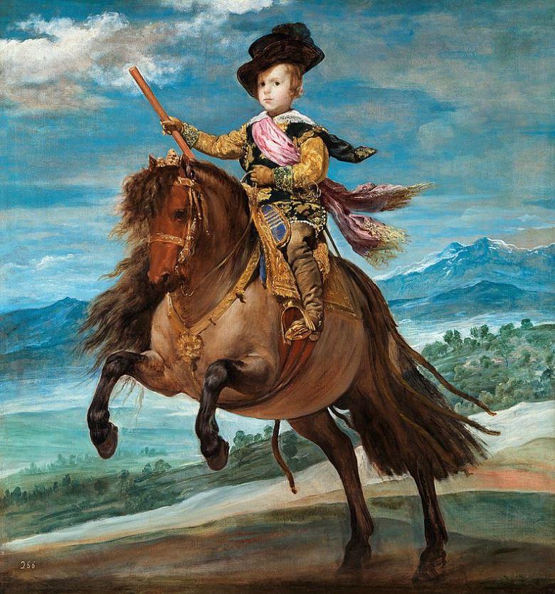 Balthasar Charles, Prince of Asturias