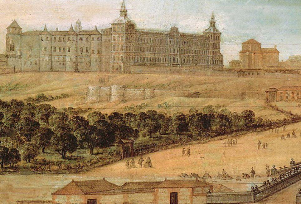 Royal Alcázar of Madrid