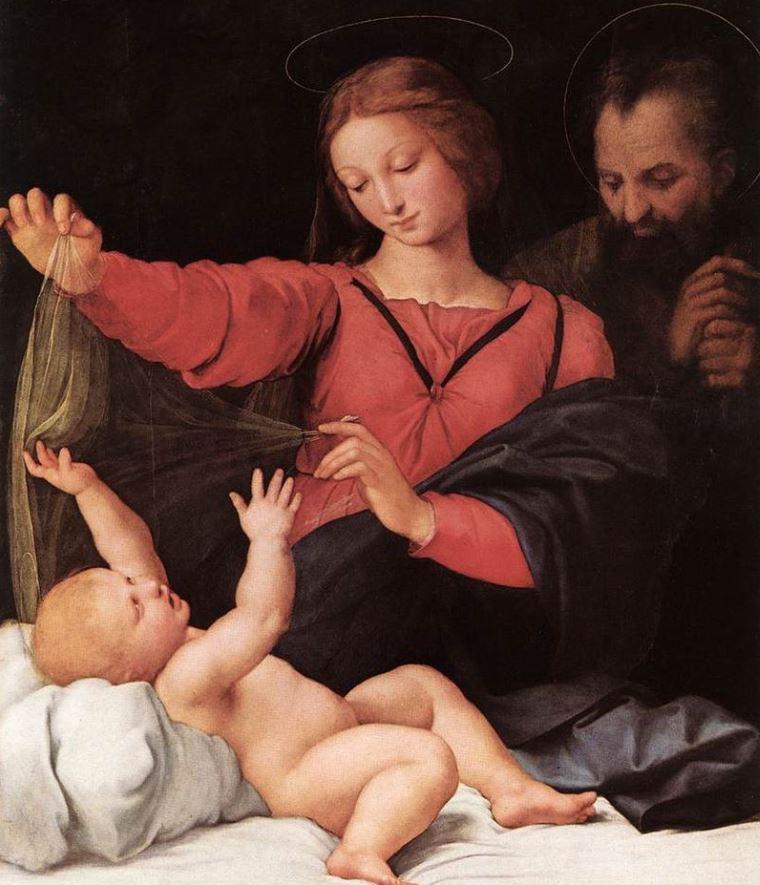 Raphael Madonna of Loreto