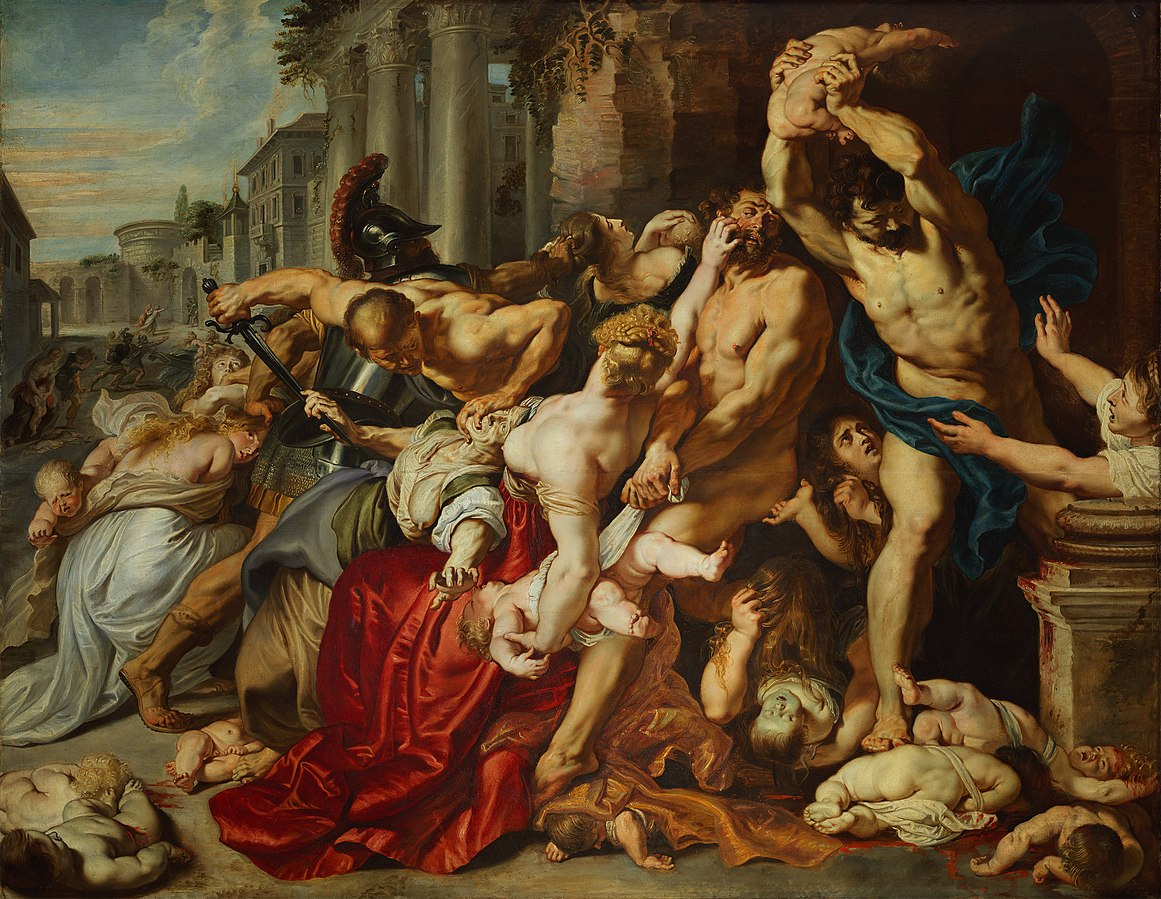 Rubens Massacre of the Innocents