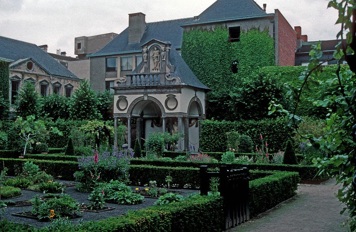 Rubenshuis Garden