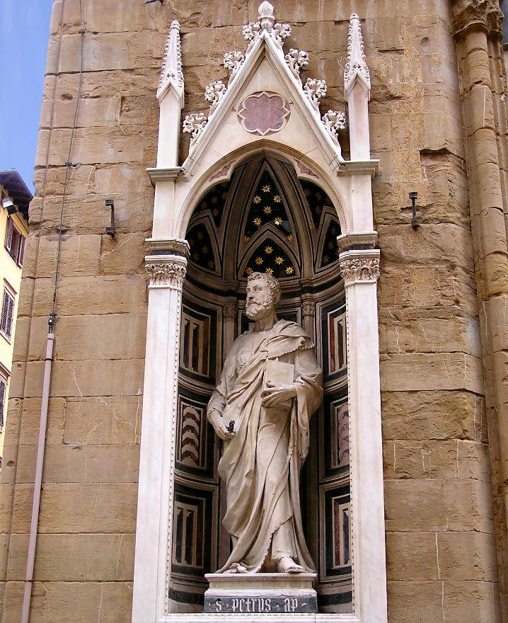 Saint Peter by Brunelleschi