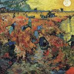 The Red Vineyard By Vincent Van Gogh - Top 10 Facts