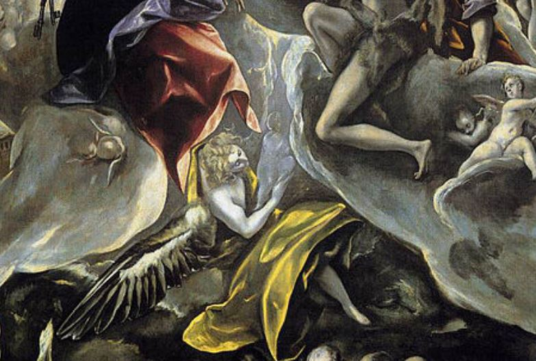 The burial count of orgaz soul