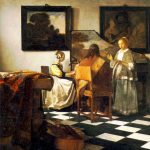 The Concert By Johannes Vermeer - Top 10 Facts