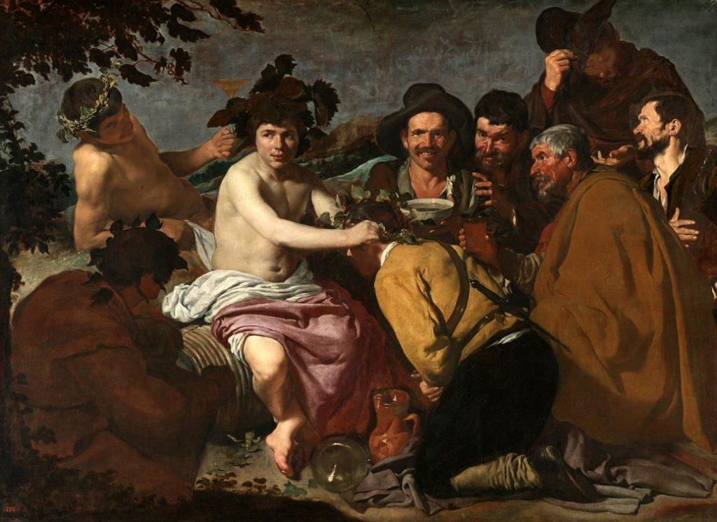 The Trumph of Bacchus