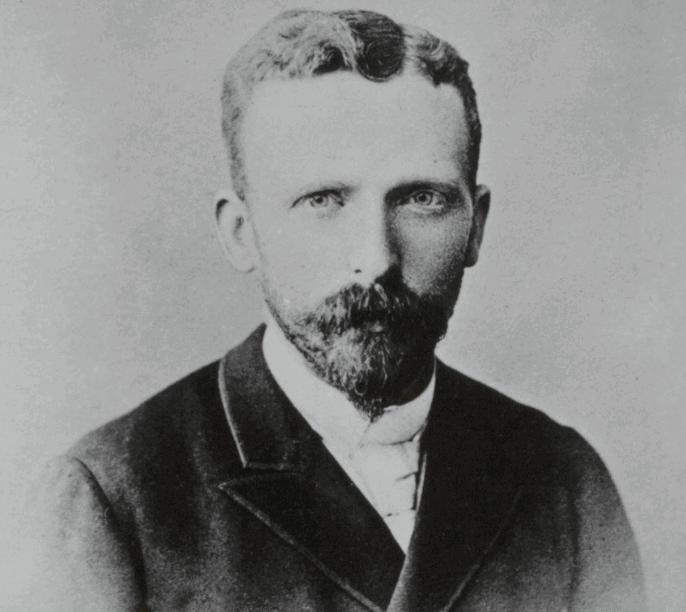 Vincent's brother Theo Van Gogh