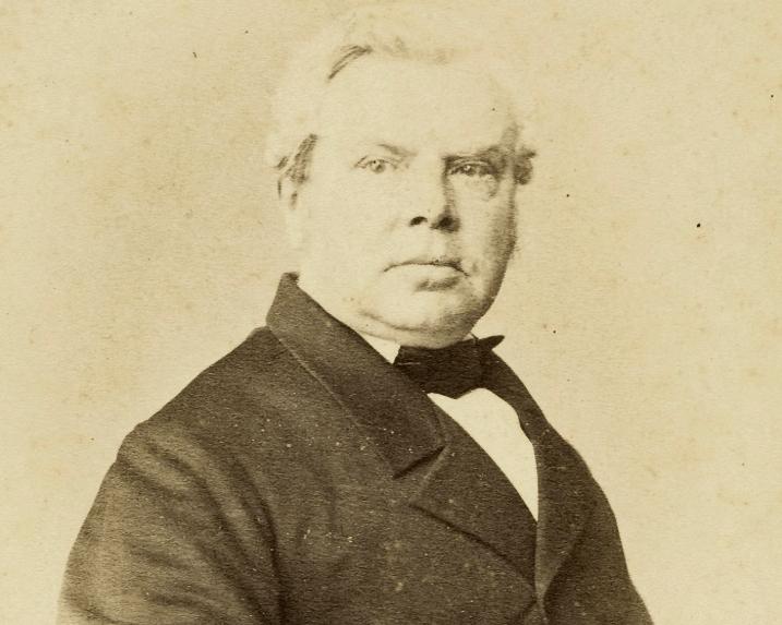 Vincent Van Gogh's art teacher Constant Cornelis Huijsmans