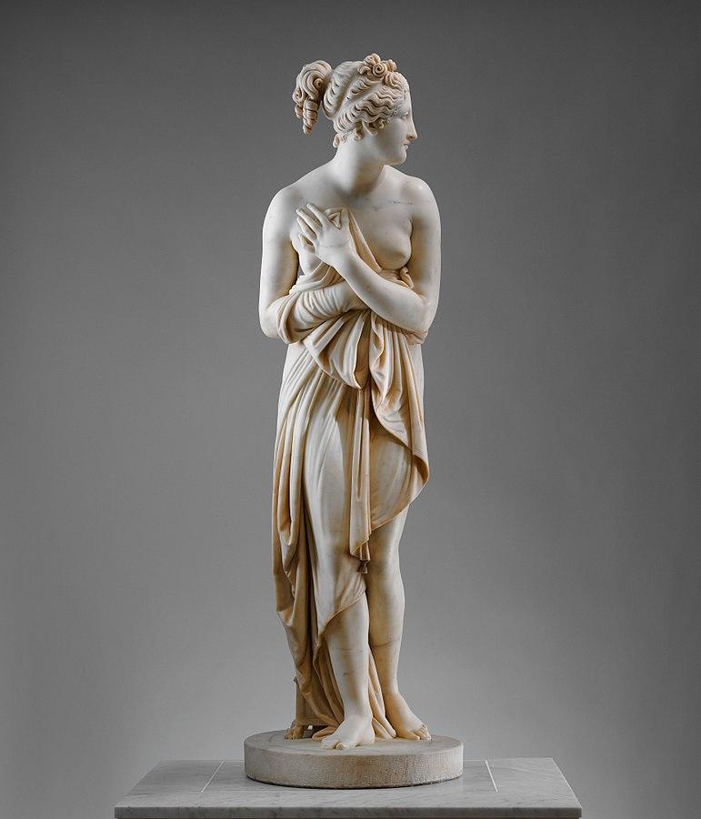 Venus Italica canova