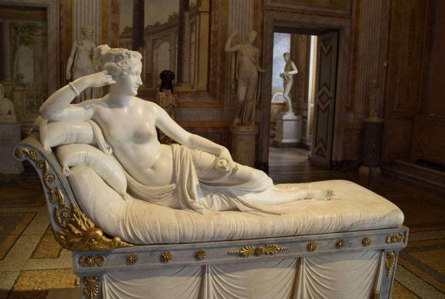 Venus Victrix Canova Facts