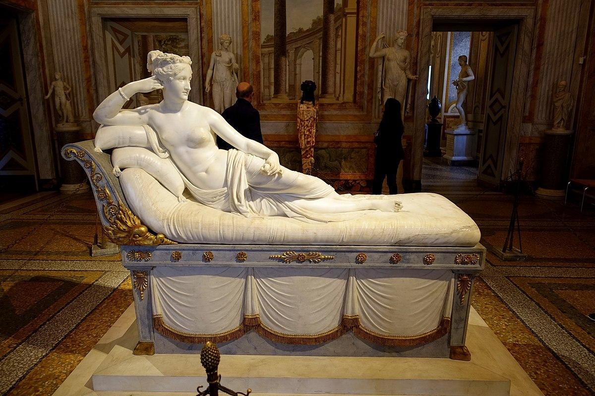 Venus Victrix Canova