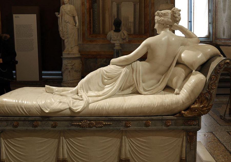 Venus Victrix back