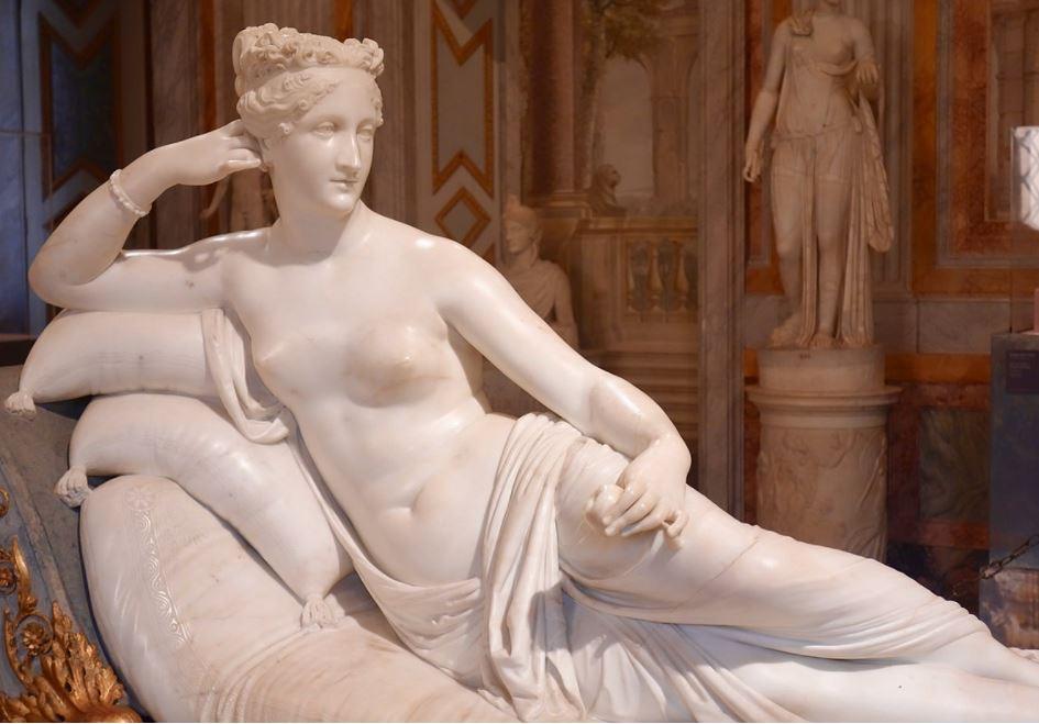 Venus victrix borghese gallery