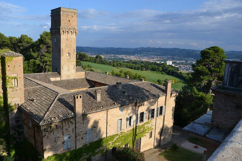 Villa Imperiale in Pesaro